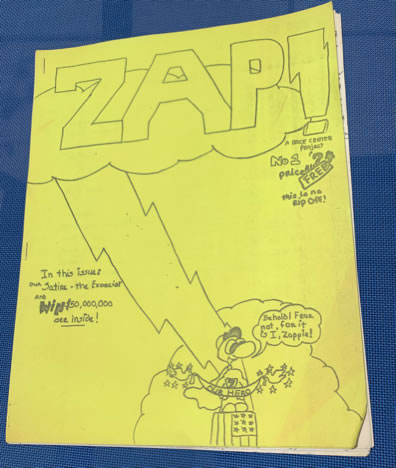 leadership, mad magazine, zap